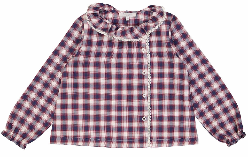 Girls Marine Blouse