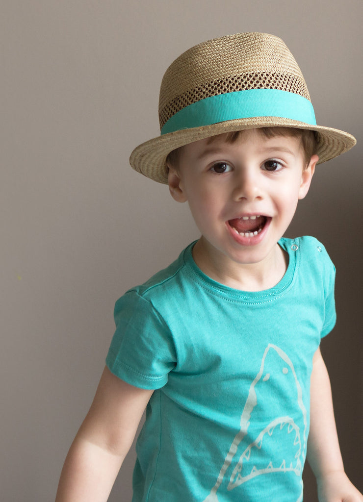 Boys Shark T shirt