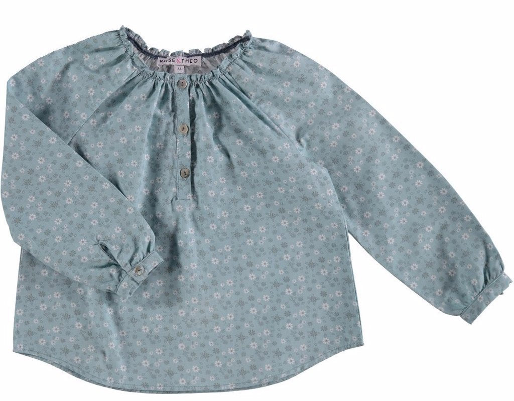 Girls Memphis Odette Blouse