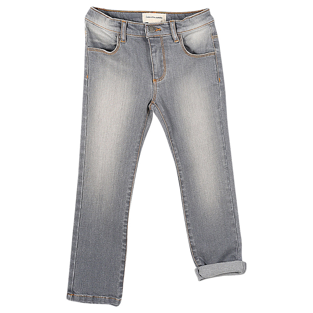 Girls & Boys Polte Grey Jeans