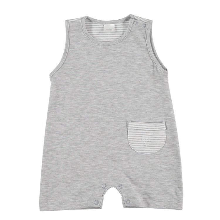 Baby Prima Cotton Sleeveless Romper