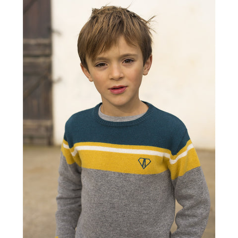"Boys Otto ""Super Beau Mec"" T Shirt"