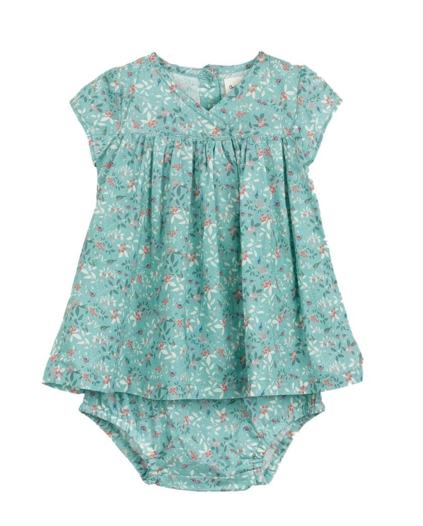 Baby Girl Sedonia Bird Print Dress