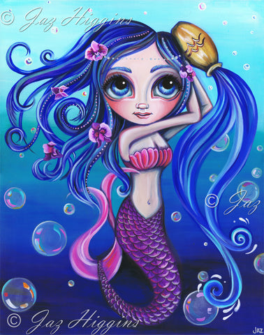"""Aquarius"" Art Print"