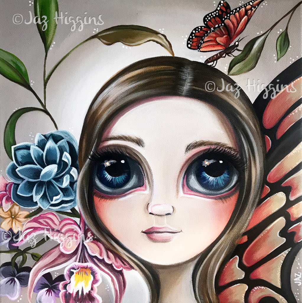 """Fairy Beginnings"" Art Print"
