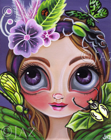 """Fairy of the Insects"" Art Print"
