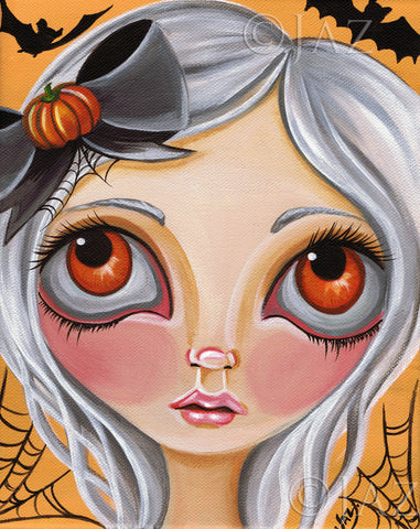 """Halloween Dream"" Art Print"
