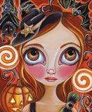 """Halloween Magic"" Art Print"