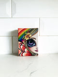 """Little Rainbow"" Original Painting"