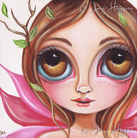 """Little Tree Nymph"" Art Print"