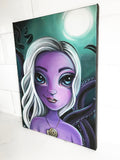 """The Sea Witch"" Original Painting"