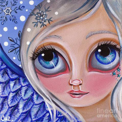 Winter Dreaming - Art Print