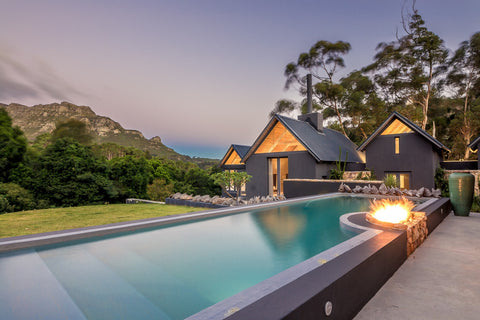 Villa Maison Noir, Cape Town : A little piece of heaven