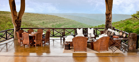 Out of Africa : The Izingwe Lodge