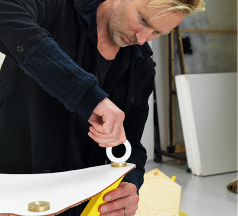 Pure Swedish ! - Meet designer Per Soderberg, the man behind the brand