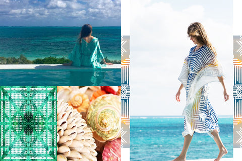 Sea Sage : Timeless style inspired by carribiean island life