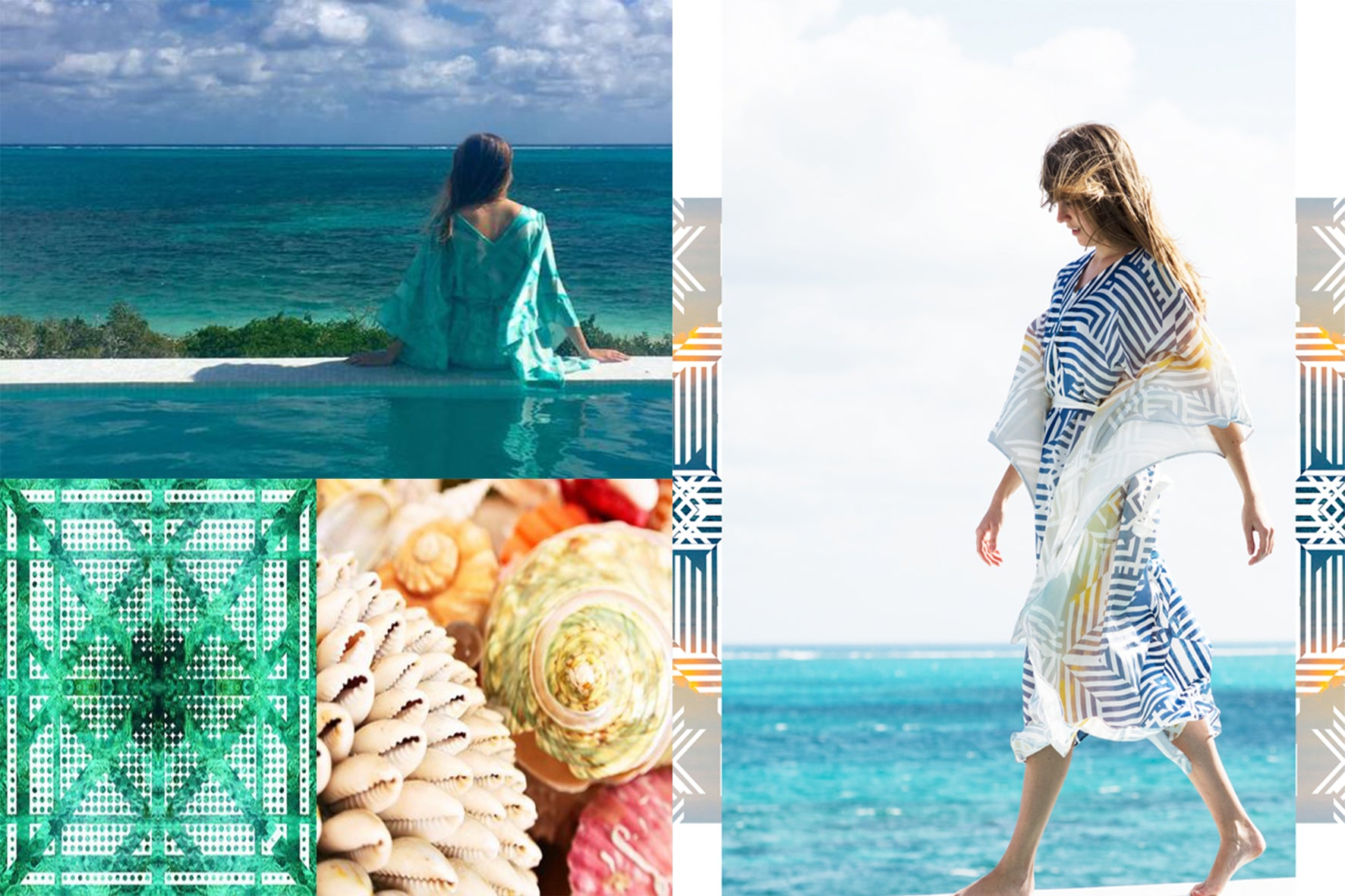 SeaSage: Handmade, stylish and timeless kaftans
