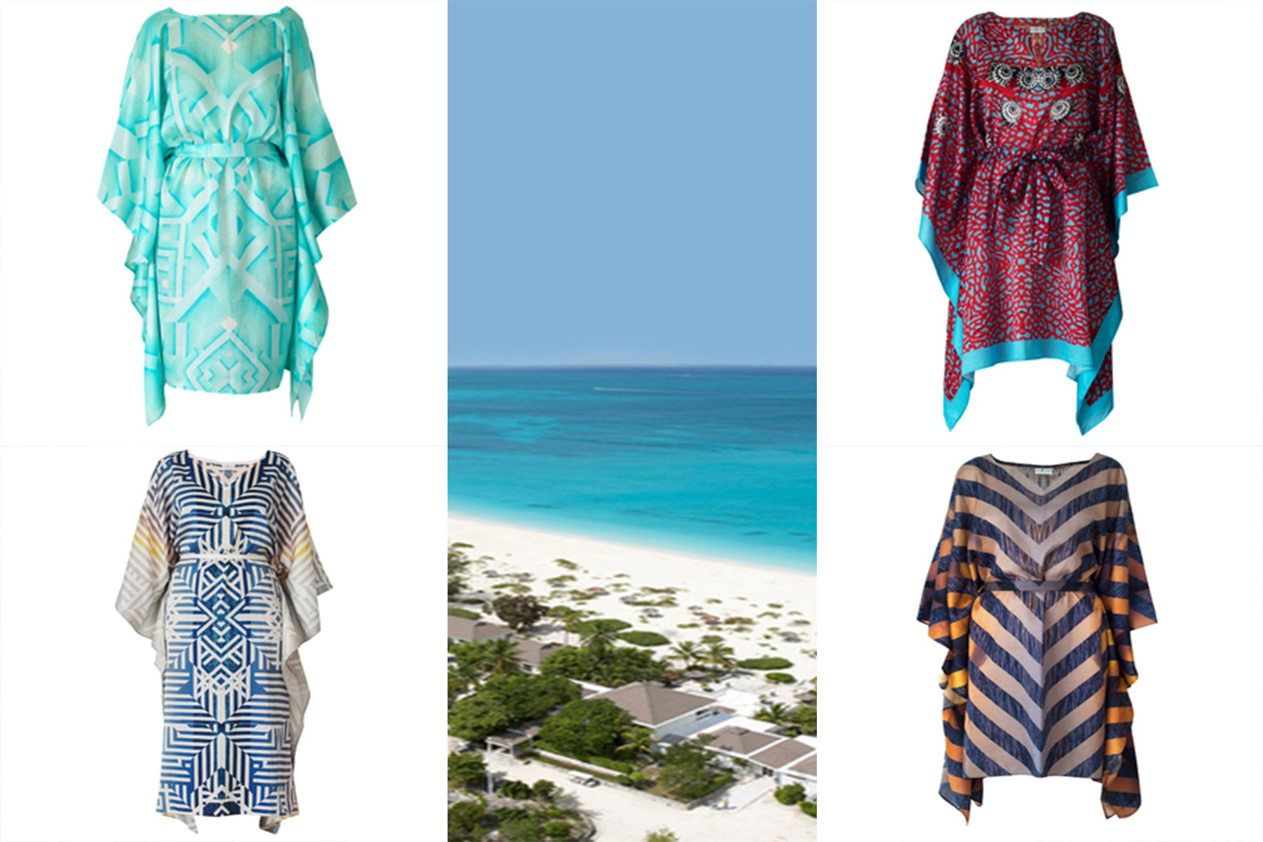 SeaSage: stylish, handmade and timeless kaftans
