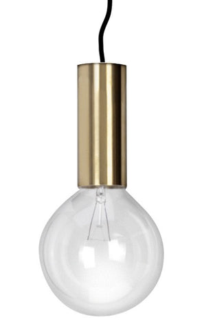 NEB BRASS LAMP PENDANT , Lamp - Per Soderberg | No Early Birds, alimitlessworld