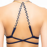 Braided Cascade in Midnight Blue , Bikini - DEMADLY, alimitlessworld  - 5
