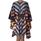 Sunset Short Kaftan , Kaftan - Sea Sage, alimitlessworld  - 3