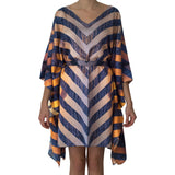 Sunset Short Kaftan , Kaftan - Sea Sage, alimitlessworld  - 1