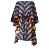 Sunset Short Kaftan , Kaftan - Sea Sage, alimitlessworld  - 4