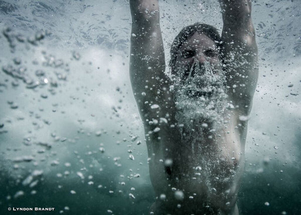 "LIMITED EDITION ""THE SWIMMER"" NUMBER 2 : LYNDON BRANDT , Photography - Lyndon Brandt, alimitlessworld"