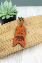 Mama Bear Luggage Tag