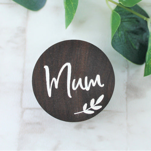 Mum Ring Box