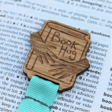 Book Hug Bookmark