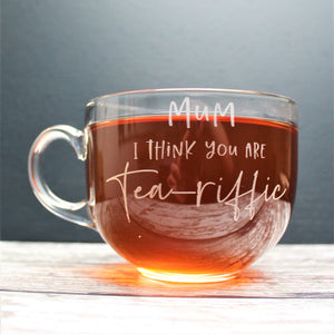 large tea mug for mothers day gift