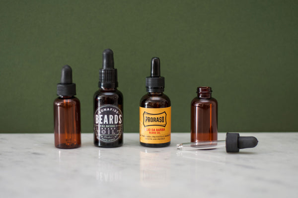 Which type of Beard Oil are you?