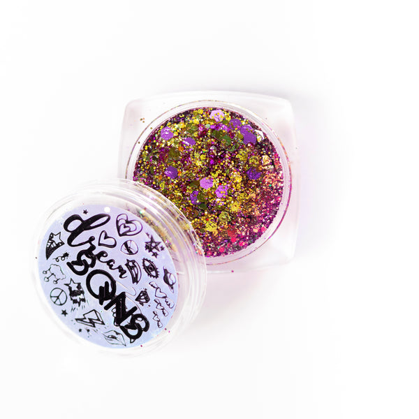 Dream SQNS Glitter Paste - Lunar Eclipse