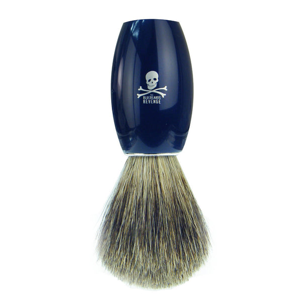 Privateer Badger Brush And Drip Stand