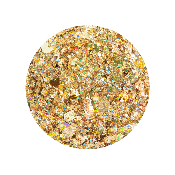 Dream SQNS Chunky Glitter - Gold Digger