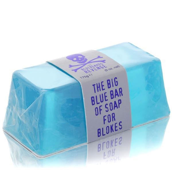 Big Blue Bar Of Soap For Blokes (175G)