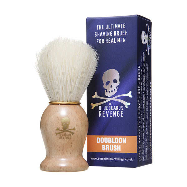 Doubloon Shaving Brush