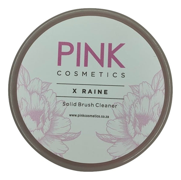 Pink Cosmetics X Raine Solid Brush Cleanser