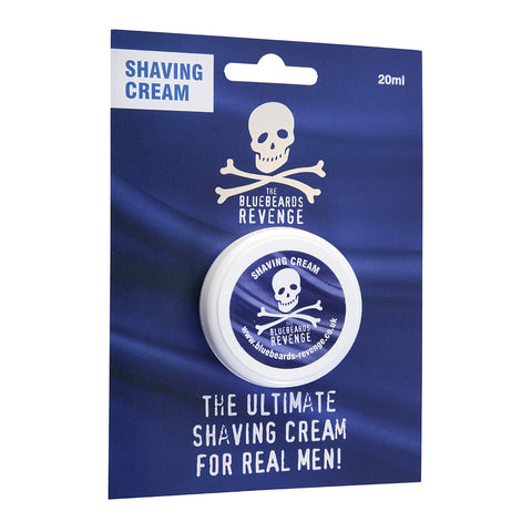 "Luxury Shaving Cream ""Travel size"" (20ml)"