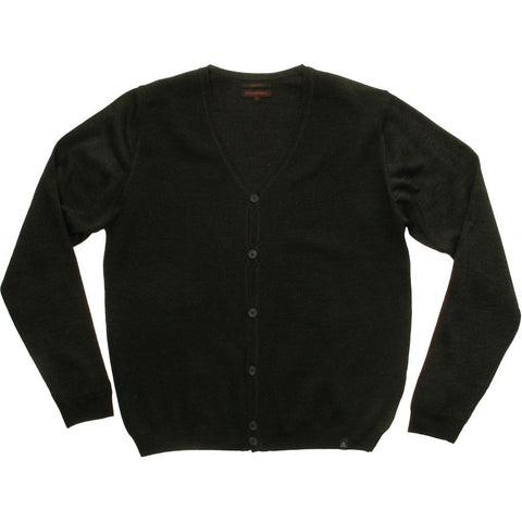 Stonehill Basic Cardigan Knit 094 Anthracite