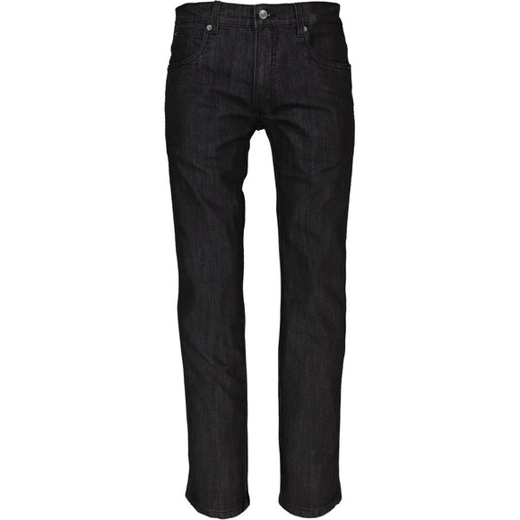 Roberto Jeans Reg. Fit Stretch - X-size Jeans 056 Black Denim