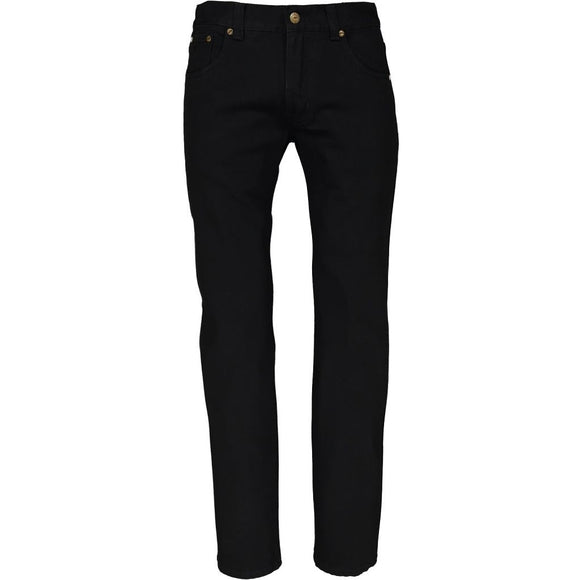 Roberto Jeans Regular fit twill Jeans 009 Black