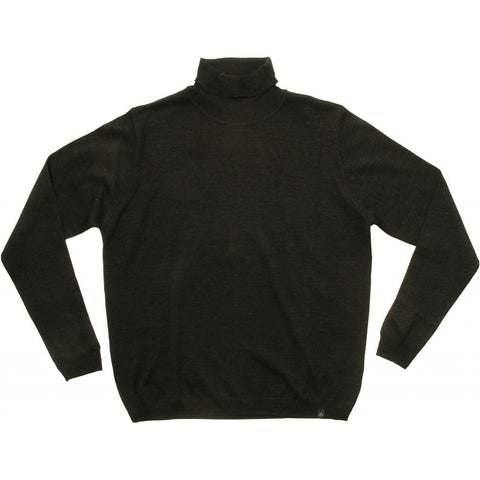 Stonehill Roll-neck Knit 094 Anthracite