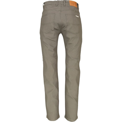Roberto Jeans Stretch twill Jeans 007 DK. OLIVEN 1101