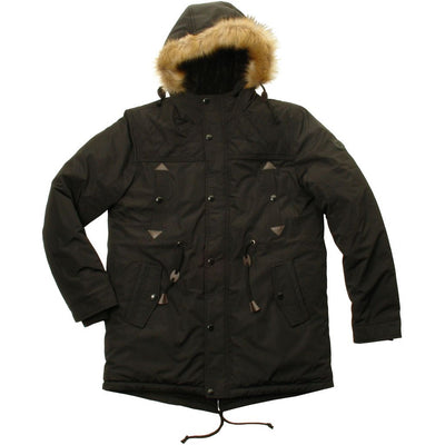 Finesmekker Verso jakke Jacket 009 Black