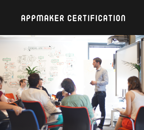 Certification AppMaker