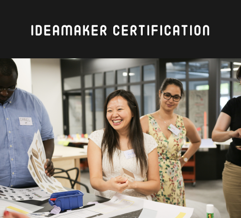 Certification IdeaMaker