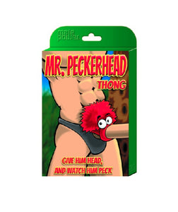 Mr Peckerhead Novelty Underwear