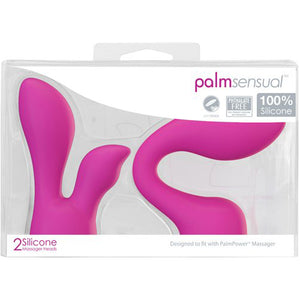 Designed To Fit With Palm Power Massager